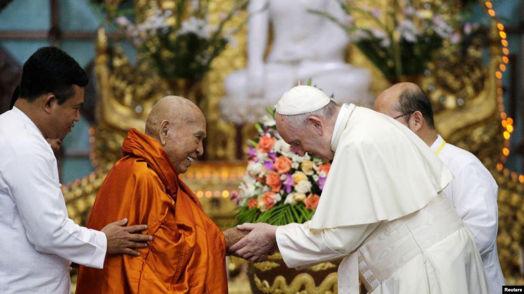 Hiểu lầm với các tôn giáo khác